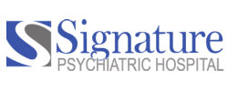 Signature Psychiatric Hospital Logo