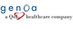 Genoa, a QOL Healthcare Company Logo-