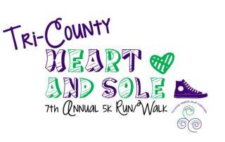7th Annual Heart and Sole 5k Run Walk