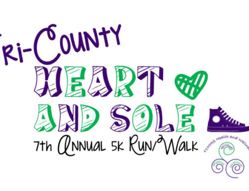 TRI-COUNTY MENTAL HEALTH HELPS REDUCE THE STIGMA OF MENTAL ILLNESS WITH ITS ANNUAL 5K