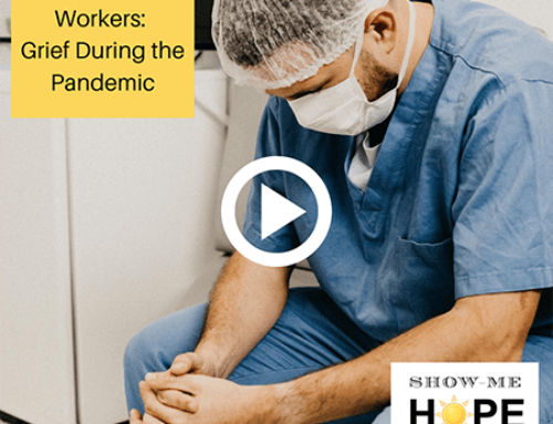 Help for healthcare workers during the pandemic