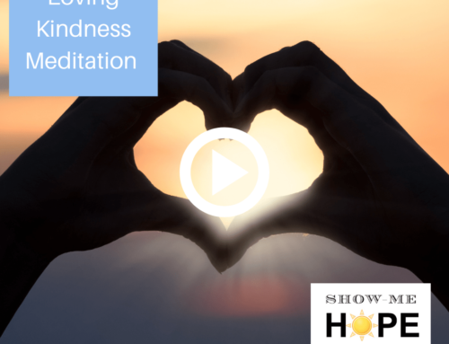Exercise your brain with kindness meditation