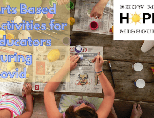 Arts Based Activities for Educators