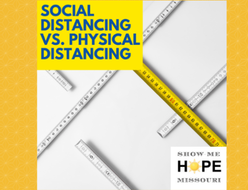 Social Distancing vs. Physical Distancing