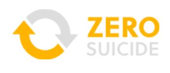 zero suicide logo-