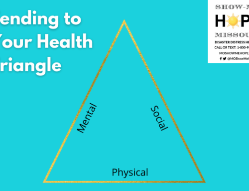 Tending to your Health Triangle