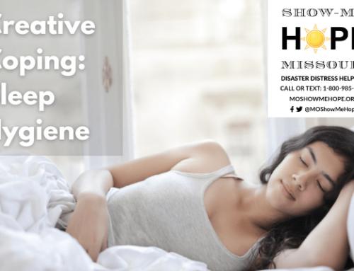 Creative Coping: Sleep Hygiene