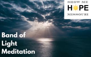 Band of light meditation