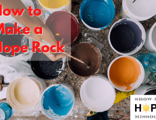 How to Make a Hope Rock