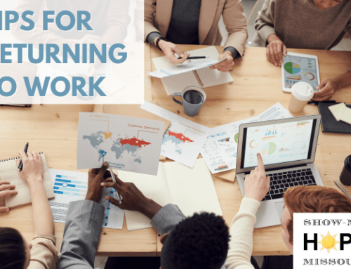 Tips for Returning to Work