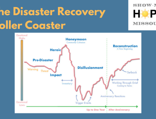 The Disaster Distress Recovery Roller Coaster