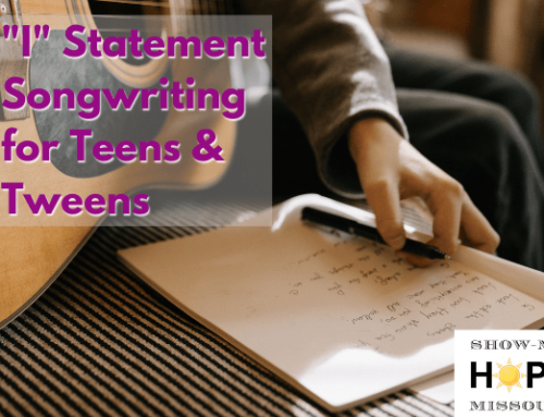 """""""I"""" Statement Songwriting for Teens & Tweens"""